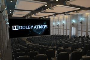 Dolby Atmos: Будущее кинотеатров