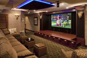 Домашний кинотеатр: Альтернатива «большому киноэкрану»