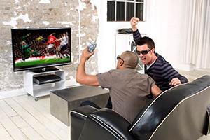 3D телевизор: оптимальный размер экрана и расстояние до телевизора