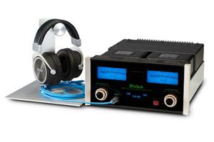 Новый усилитель для наушников MCINTOSH MHA150 пришел на смену успешной модели MHA100