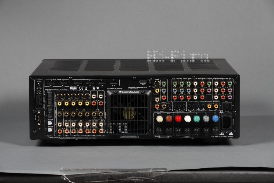 Обзоры cambridge audio gt av ресивер cambridge audio azur