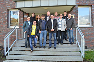 Путешествие на завод ELAC (октябрь 2013)