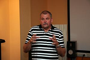Презентация новой продукции Nordost. Ларс Кристенсен в Аудиомании