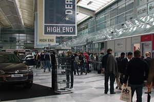 """Выставка HIGH END 2010 в Мюнхене. Впечатления """"Лиги звука"""""""