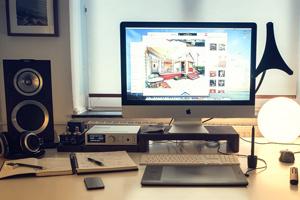 Строим правильный компьютерный стол меломана