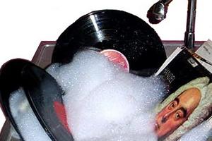 Как мыть и чистить виниловые пластинки