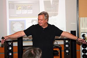 Различные презентации в Аудиомании