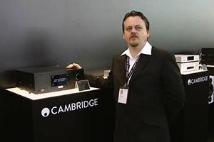 Интервью с представителем компании Cambridge Куртом Чапманом (Kurt Chapman)