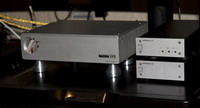 Nagra VPS Valve Phono Stage и Lehmann Audio Black Cube SE