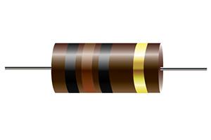 Определение сопротивления резисторов по цветной маркировке
