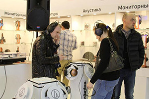 Фотоотчет с выставки Consumer Electronics & Photo Expo 2013