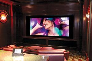 Выбираем проекционный экран для 4К-видео