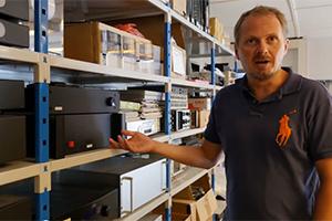 Hegel от первого лица. Виртуальный тур на фабрику в Норвегию