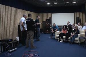 Презентация кабелей Nordost Norse 2 в Аудиомании