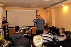 Презентация линейки Nordost Leif