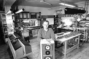 Audiovector. Интервью с Оле Клифотом