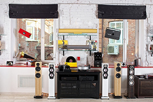 "Концептуальный салон ""Sound Art by Audiomania"""