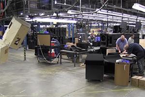 Виртуальный тур на фабрику Yorkville в Канаде
