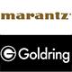 Скидки на бóльшую часть ассортимента Marantz и Goldring