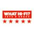 WHAT HI-FI: 5 звёзд