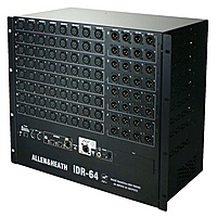 Цифровой микшерный модуль Allen & Heath iDR-64
