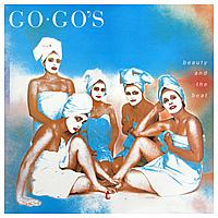Виниловая пластинка GO-GO'S - BEAUTY AND THE BEAT