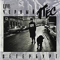 Виниловая пластинка ДДТ - ЧЁРНЫЙ ПЁС ПЕТЕРБУРГ (2 LP)