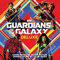 Виниловая пластинка САУНДТРЕК - GUARDIANS OF THE GALAXY - DELUXE (2 LP)