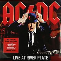 Виниловая пластинка AC/DC-LIVE AT RIVER PLATE (3 LP)