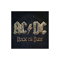 """Виниловая пластинка AC/DC - ROCK OR BUST (7"""")"""