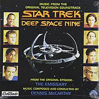 Виниловая пластинка САУНДТРЕК - STAR TREK. DEEP SPACE NINE