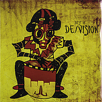 Виниловая пластинка DE/VISION - THE BEST OF (2 LP)
