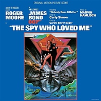 Виниловая пластинка САУНДТРЕК - THE SPY WHO LOVED ME