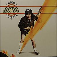 Виниловая пластинка AC/DC - HIGH VOLTAGE