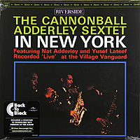 Виниловая пластинка ADDERLEY CANNONBALL - IN NEW YORK