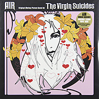 Виниловая пластинка AIR - THE VIRGIN SUICIDES (15TH ANNIVERSARY)