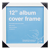 Рамка для виниловых пластинок Album Cover Frame
