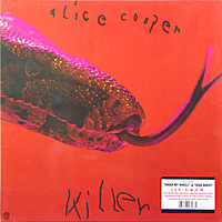 Виниловая пластинка ALICE COOPER - KILLER (180 GR)