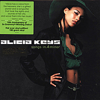 Виниловая пластинка ALICIA KEYS - SONGS IN A MINOR (2 LP)