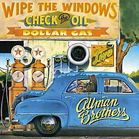 Виниловая пластинка ALLMAN BROTHERS BAND - WIPE THE WINDOWS, CHECK THE OIL DOLLAR GAS (2 LP)