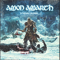 Виниловая пластинка AMON AMARTH - JOMSVIKING (2 LP + CD)