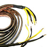 Кабель акустический готовый Analysis-Plus Oval 9