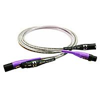 Кабель межблочный аналоговый XLR Analysis-Plus Silver Oval-in