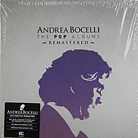Виниловая пластинка ANDREA BOCELLI - THE COMPLETE POP ALBUMS (BOX SET)