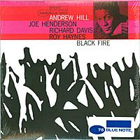 Виниловая пластинка ANDREW HILL - BLACK FIRE