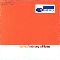 Виниловая пластинка ANTHONY WILLIAMS - SPRING