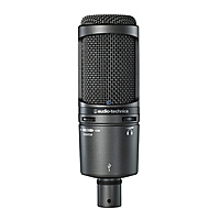 USB микрофон Audio-Technica AT2020USB+