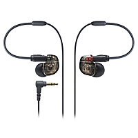 Внутриканальные наушники Audio-Technica ATH-IM01