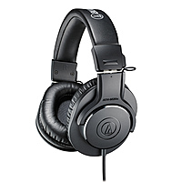 Охватывающие наушники Audio-Technica ATH-M20X