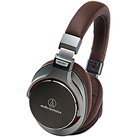 Охватывающие наушники Audio-Technica ATH-MSR7